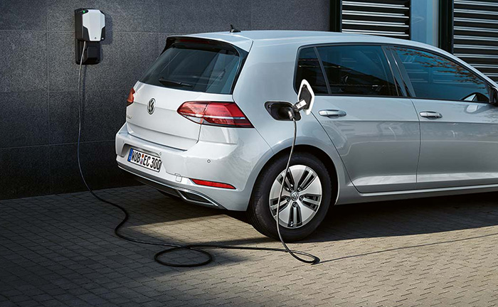 VW eGolf